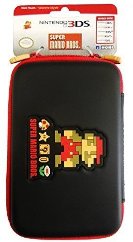 HORI Retro Mario Hard Pouch for NEW 3DS XL and Nintendo 3DS XL (Best Games Console For 7 Year Old 2015)