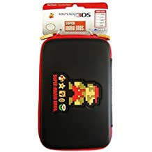 HORI 3DS XL Retro Mario Hard Pouch (Black) - Nintendo 3DS