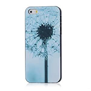 TOPQQ Dandelion Pattern Hard Case for iPhone 4/4S