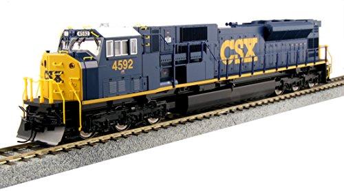 Gauge Dcc Locomotive (Kato USA Model Train Products #4592 HO EMD SD80MAC CSX