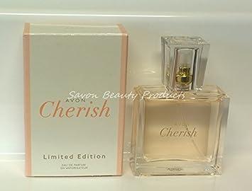 Avon Cherish Eau de Parfum Edition Limitée 30 ml – Taille de voyage – Neuf et dans une boîte