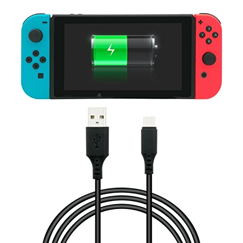 Charging Cable for Nintendo Switch,FYOUNG Charger for Nintendo Switch (10ft)