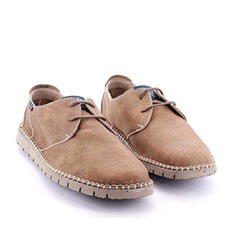 Hombre Callaghan Marrã³n Cordones Zapatos Derby Abiatar Para De ggvrYS