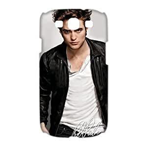 CTSLR Robert Pattinson With Signature Hard Case Cover Skin for Samsung Galaxy S3 I9300-1 Pack -7