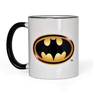 Batman - Taza logotipo retro