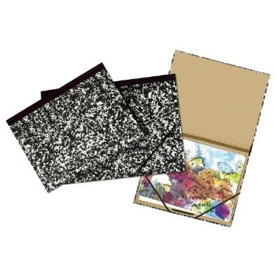 3 Pack Art Portfolio 12 x 18 (Product Catalog: ''Paper Media, Canvas & Surfaces'') by Heritage Products