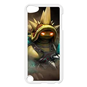 iPod Touch 5 Case White Rammus league of legends Mcztv
