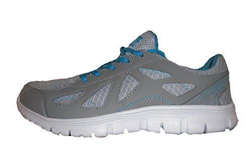 Hombre zapatos de ocio Kappa Gris