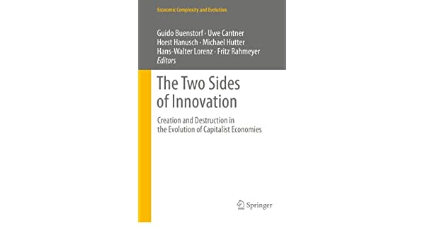 Amazon com: The Two Sides of Innovation: Creation and