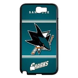 San Jose Shark Samsung Galaxy N2 7100 Cell Phone Case Black TV0737760