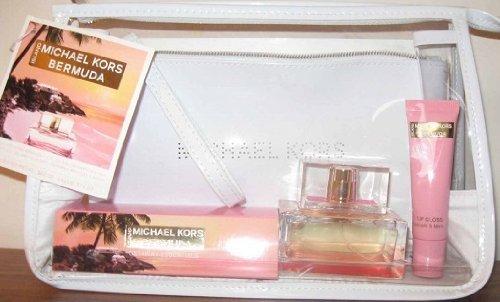 Bermuda Kors Michael (Michael Kors Island Bermuda Getaway Essentials Eau de Parfum Gift Set)