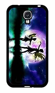 Fairies Dancing in the Sky 2-Piece Dual Layer Phone Case Back Cover Samsung Galaxy S4 I9500