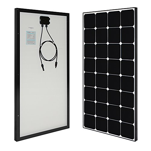 Renogy-100-Watt-12-Volt-Off-Grid-Solar-Premium-Kit-with-Eclipse-Solar-Panel-and-20A-MPPT-Rover-Controller