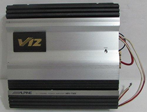 Alpine MRV T503 (Alpine V12 Amplifier)