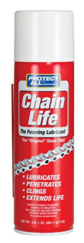 Protect All Chain Life Foaming Lubricant - 17 oz 35017PA