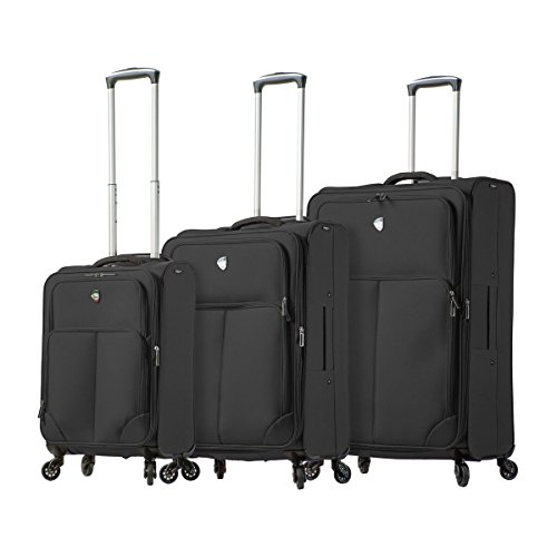mia-toro-leggero-italy-softside-spinner-luggage-3pc-10-year-warranty-black