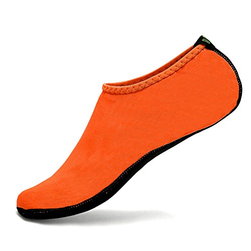 The New Fashionable Boy's Sandals-Orange - 1