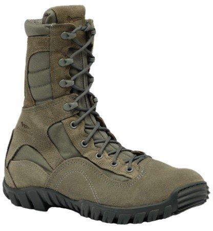 (Belleville SABRE Hot Weather Hybrid Assault Boot Sage Green 633)