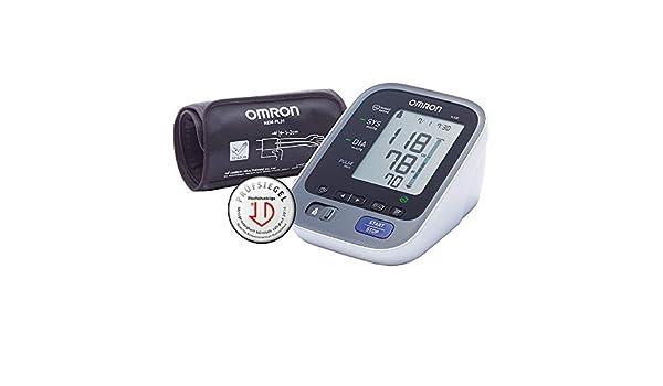 Omron M500 brazo Tensiómetro Hem de 7321 de D 1 St: Amazon.es: Salud y cuidado personal