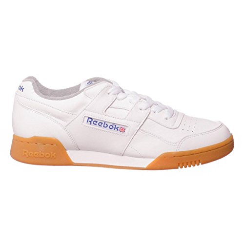 grey Plus Gum royal white royal grey reebok Reebok flat reebok flat Workout R12 Pack white zUttqw