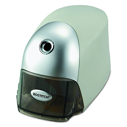 Bostitch EPS8HDGRY QuietSharp Executive Electric Pencil Sharpener, Gray by Bostitch Office