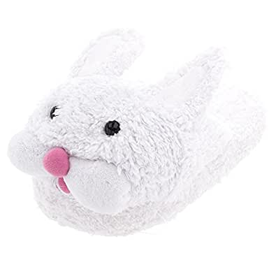 Bunny Slippers for Women 5-6