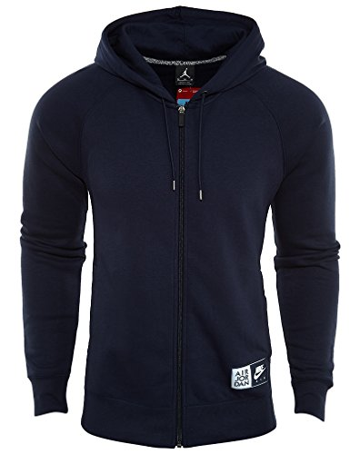 Jordan Retro 5 Fleece Full Zip Hoodie Mens Style: 835374-451 Size: S by Jordan