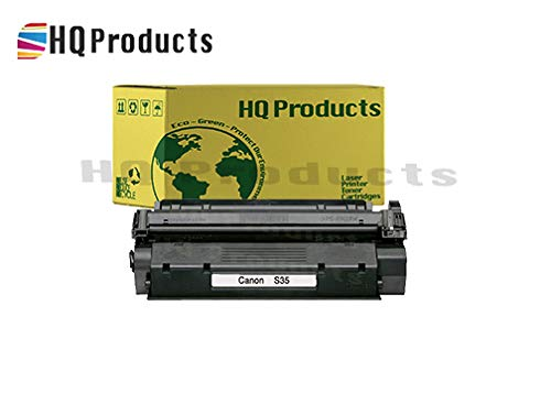 Canon Reman Toner - Elite Image 75150 Reman Toner Cartridge Replacement for Canon (S35) Black