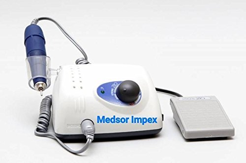 Medsor Impex Hair Transplant Follicular Unit Extraction Machine 3 Pcs SS Punch Fue ()