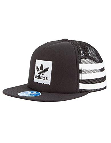 464d500027810 Galleon - Adidas Men s Originals Snapback Flatbrim Cap