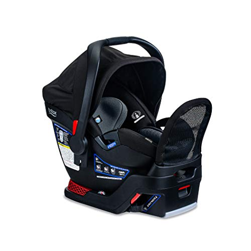 Britax Endeavours SafeWash Infant Car Seat, Otto