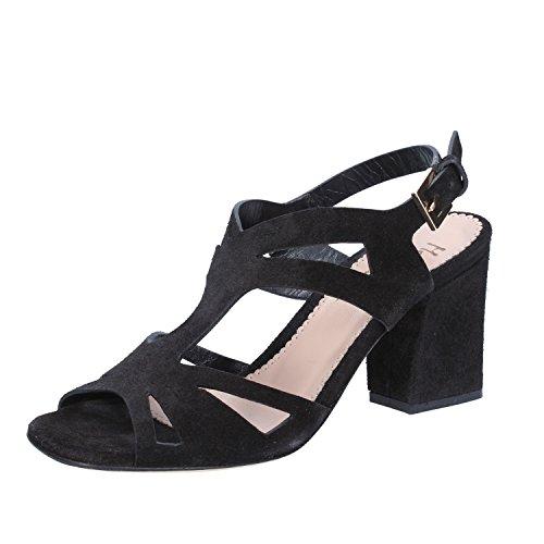 Fashion Black Women's MARIA CRISTINA Sandals zPHxqwB