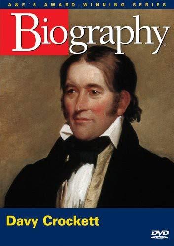 Biography: Davy Crockett (A&E Archives) (Davy Crockett Dvd)