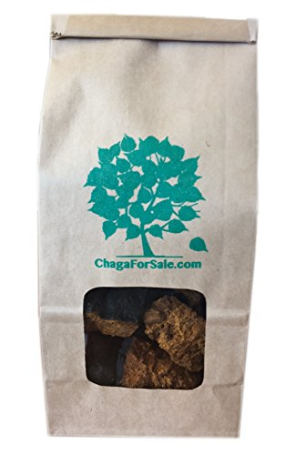 Chaga Small Chunks Wild Harvested Canadian Chaga 4 oz - Only the Best - Chaga Pure and Simple - Chaga Mushroom - To To Canada How Ship Usps