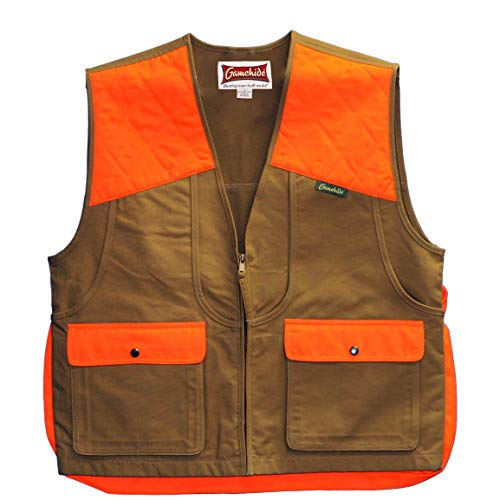 Gamehide Upland Hunting Vest Size 4X-Large (4X-Large) by Gamehide