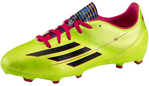 Adidas F10 TRX FG J Chaussures de football (UK 11 enfants)