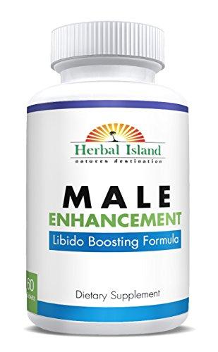 Male Enhancement Pills - All Natural - Libido Boosting Formula (Male Herbal Enhancement)