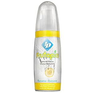 ID Fruitopia Flavored Lubricant, Banana, 3.4 Ounce