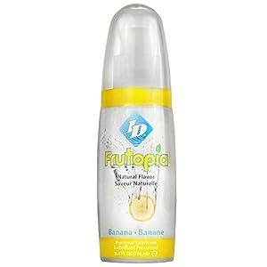 ID Fruitopia Flavored Lubricant, Banana, 3.4 Ounce