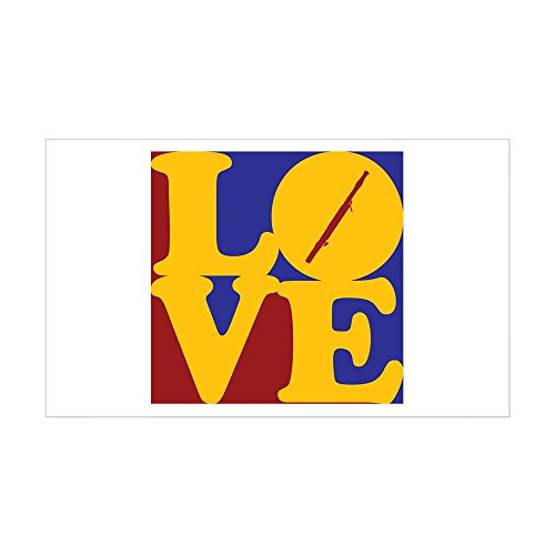 - CafePress Bassoon Love Rectangle Sticker Rectangle Bumper Sticker Car Decal