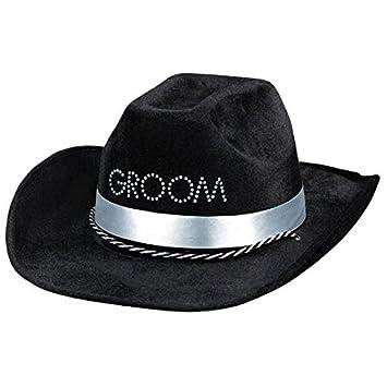 Groom to Be Cowboy Hat