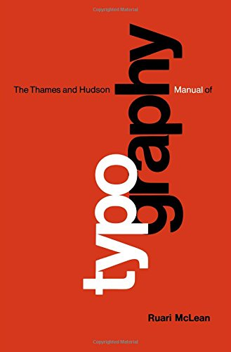 Thames & Hudson Manual of Typography (The Thames & Hudson Manuals) [McLean, Ruari] (Tapa Blanda)
