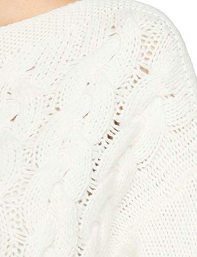 bianco Panna Colors L Bianco Benetton Sweater United Maglione s Of Donna 074 vwdzxq