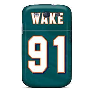 Miami Dolphins - New Miami Dolphins Protective Galaxy S3 Classic Hardshell Case