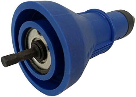 SNOWINSPRING Electric Rivet Nut-Gun Riveting Tool Cordless Riveting Drill Adaptor Insert nut Tool Multifunction Nail-Gun Auto Rivet