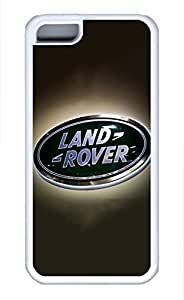 iphone 6 4.7 Case, iphone 6 4.7 Cases - Protective Soft-Interior Scratch Protection Case for iphone 6 4.7 Land Rover Car Logo 10 Soft Flexible Extremely Thin White Case for iphone 6 4.7