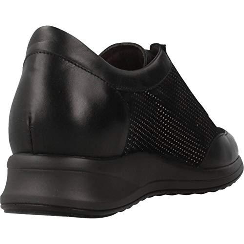 Color Para Mateo Modelo Calzado Mujer 3464m Deportivo negro Marca Miquel Negro Negro Miquel Mujer 5CwHxY