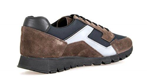 nbsp;Leder Herren nbsp;a11 Turnschuhe Sneaker Prada f0 nbsp;D7 nbsp;C 4e2830 S7wpcxqUTY