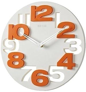 GMMH 3 D con diseño Moderno Reloj de Pared de Cocina baduhr Oficina Reloj de la