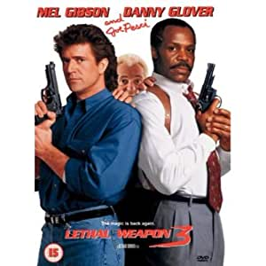 Lethal Weapon 3 - DVD